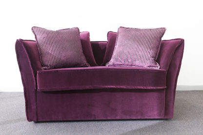 Rafine Sofa Bed with Scatter Cushions
